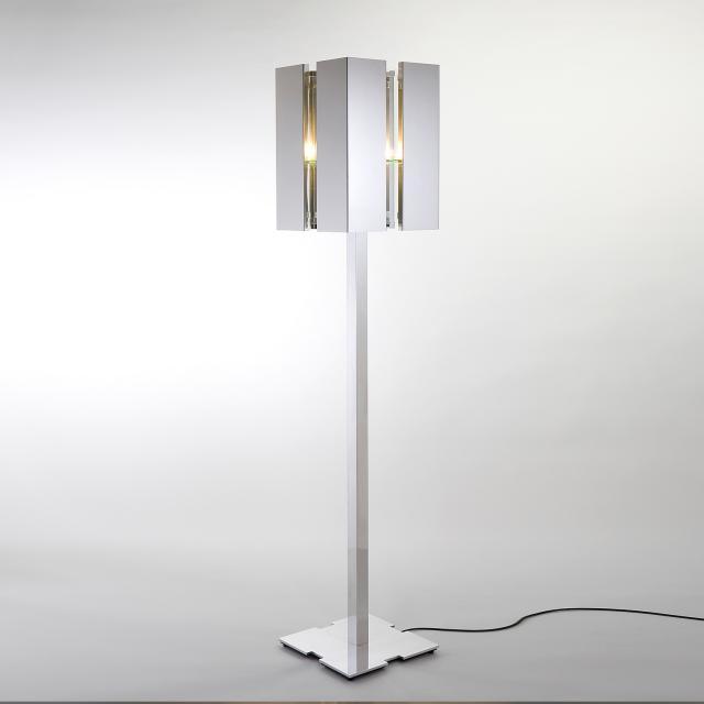 QUASAR Quartet floor lamp