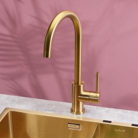 Reginox Cano kitchen fitting gold