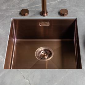 Reginox Miami kitchen sink copper