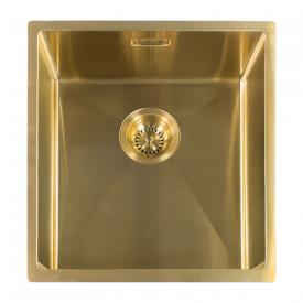 Reginox Miami kitchen sink gold