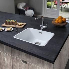 Reginox Ohio kitchen sink arctic white