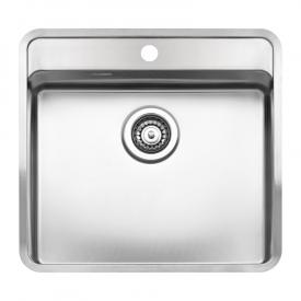 Reginox Ohio kitchen sink with tap hole