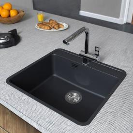 Reginox Ohio kitchen sink with tap hole
