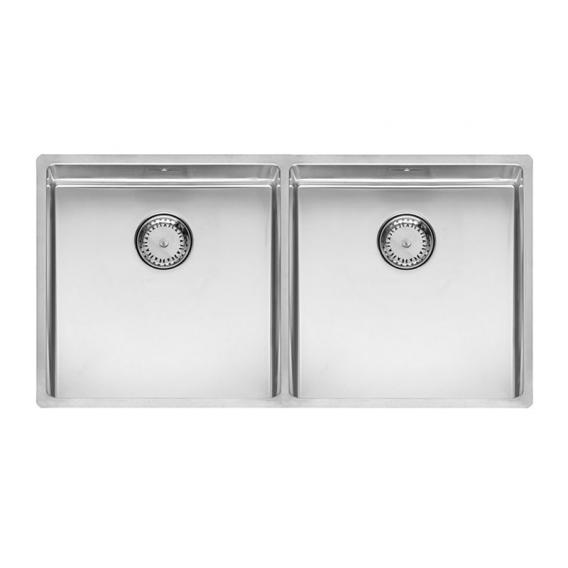 Reginox New York kitchen sink with double basin