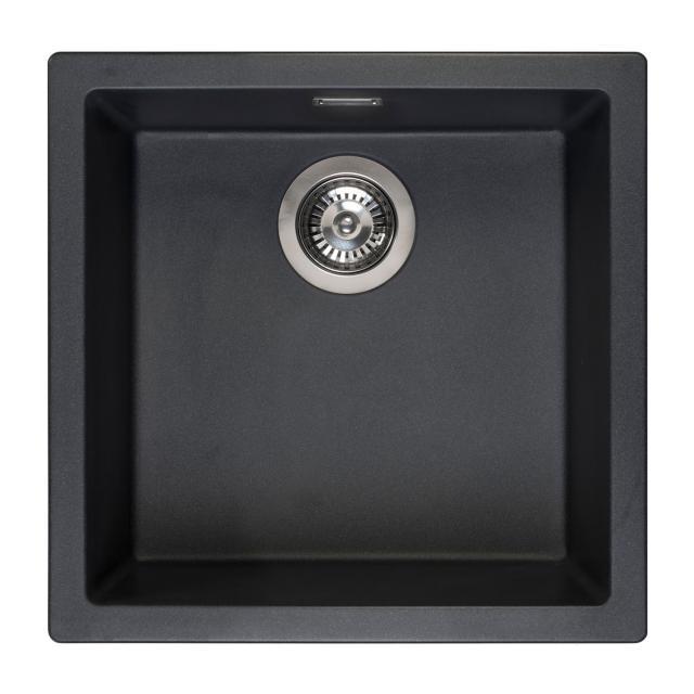 Reginox Amsterdam 40 kitchen sink metallic black