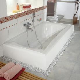 Repabad Arosa rectangular bath white