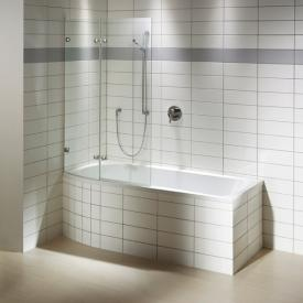 Repabad Arosa shower 170 bath right with shower zone
