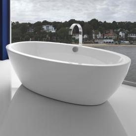 Repabad Ferrara F freestanding bath white
