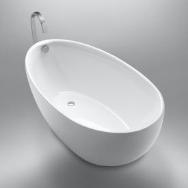 Repabad Ferrara Mono F freestanding bath white