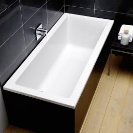 Repabad Genf Mono rectangular bath white