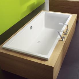 Repabad Genf rectangular bath white