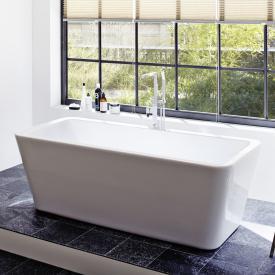 Repabad Livorno F freestanding bath white