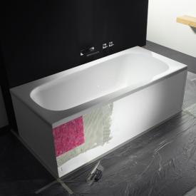 Repabad Tika support for compact bath length: 170 cm, width: 75 cm, left corner