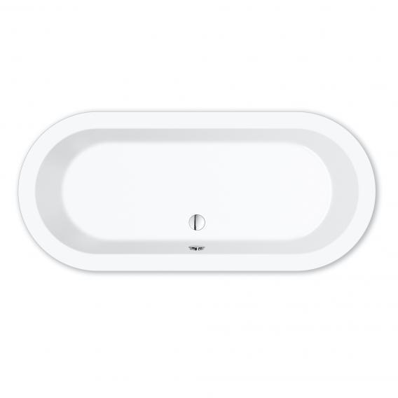 Repabad Livorno oval bath white
