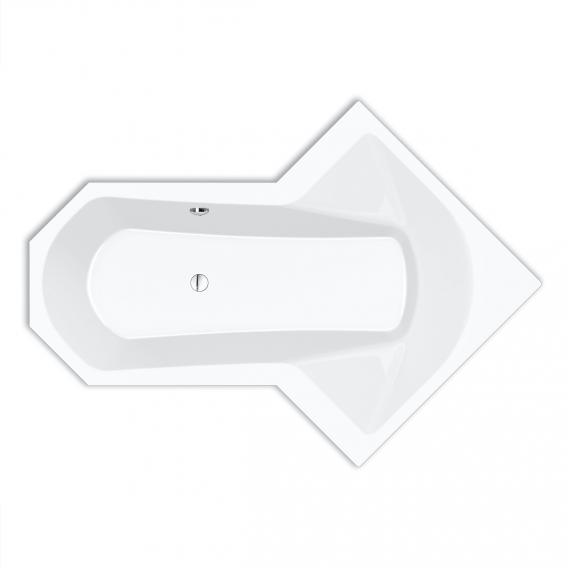 Repabad Monaco special-shaped bath white
