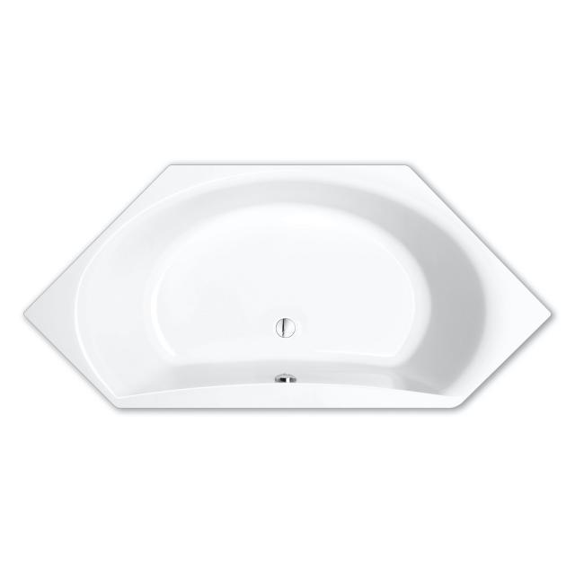 Repabad Kiruna hexagonal bath white