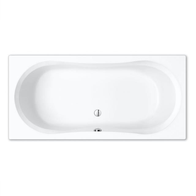 Repabad Pluto hexagonal bath white