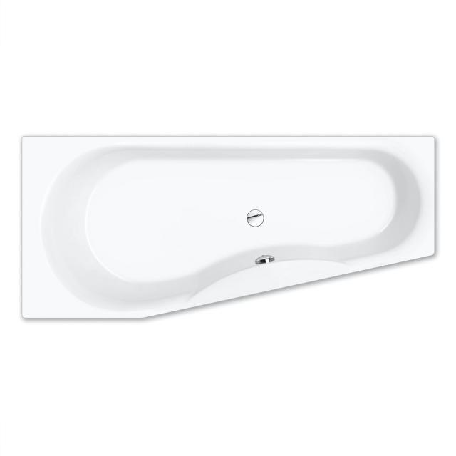Repabad Tika compact bath white