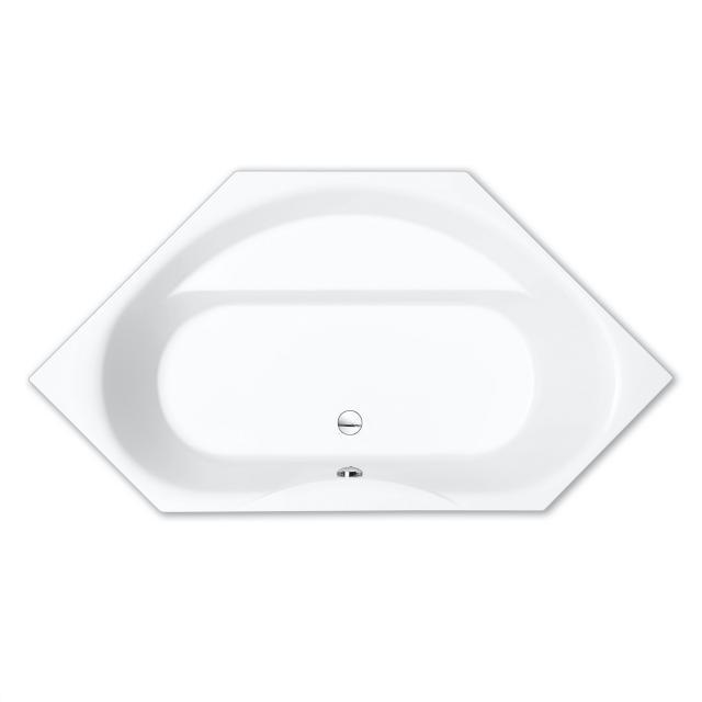 Repabad Tika OE hexagonal bath white