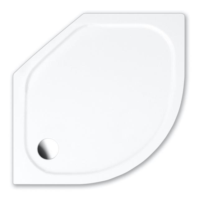 Repabad Udine S OE quadrant shower tray white