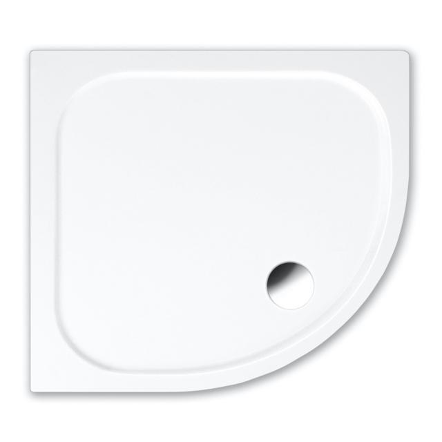 Repabad Udine S quadrant shower tray white, with RepaGrip