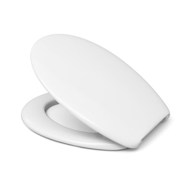 Hamberger Lavas soft-close toilet seat with soft-close