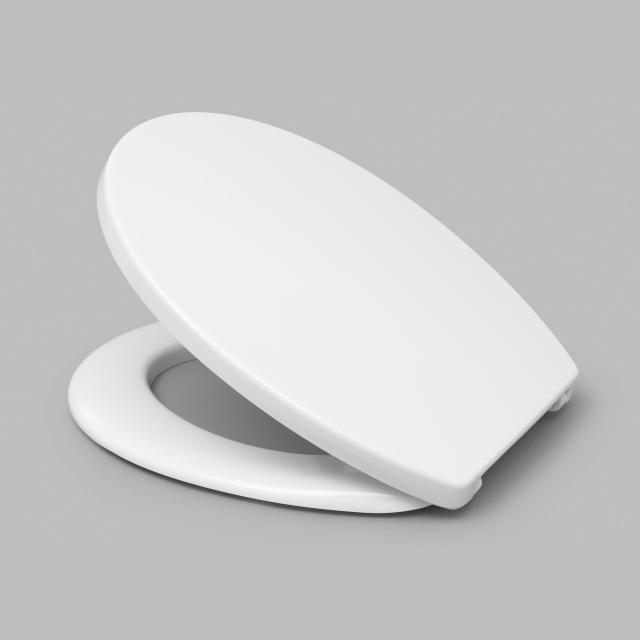Hamberger Pallas soft-close toilet seat with soft-close