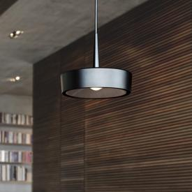 RIBAG ARVA Draft & Craft LED pendant light with lens 1 head