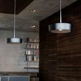 RIBAG ARVA Draft & Craft LED pendant light with lens 2 heads