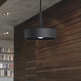 RIBAG ARVA LED pendant light with lens 1 head