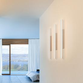 RIBAG SPINAled ceiling light / wall light with dot matrix