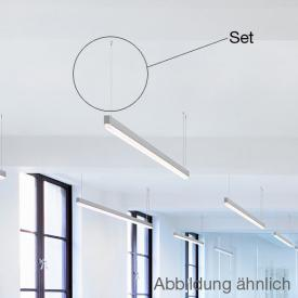 RIBAG suspension set for METRON LED ceiling light