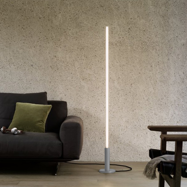 RIBAG AROA LED floor lamp with dimmer