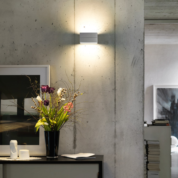 RIBAG CUBO LED wall light
