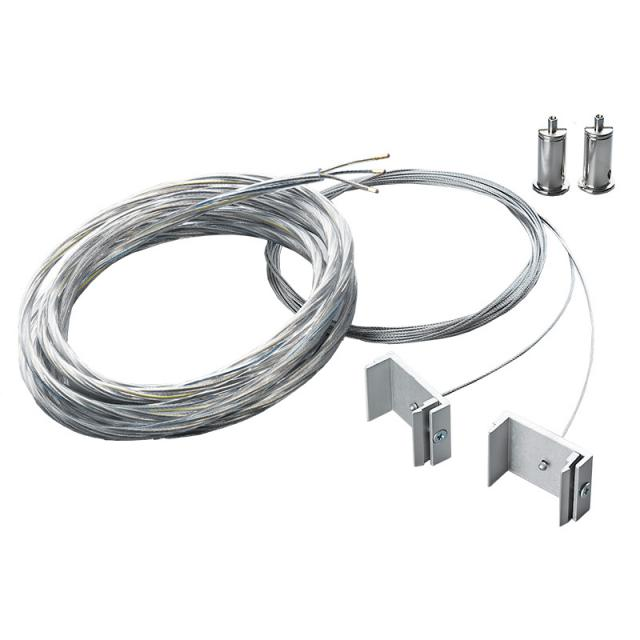 RIBAG suspension set for METRON LED ceiling light