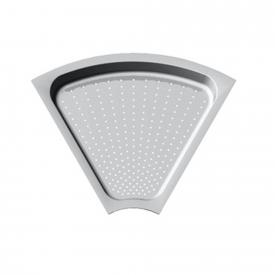 Rieber waterstation round strainer bowl 1/6 perforated