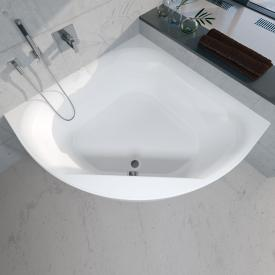 Riho Atlanta corner bath, built-in version