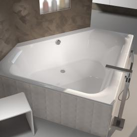 Riho Austin corner bath, built-in version