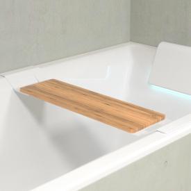 Riho Bamboo bath shelf