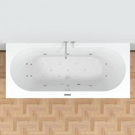 Riho Carolina Easypool rectangular whirlpool with electronic control