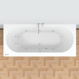 Riho Carolina Easypool rectangular whirlpool with mechanical operation