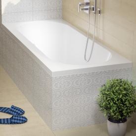 Riho Carolina rectangular bath without Whirl system