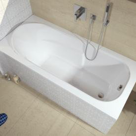 Riho Columbia rectangular bath without Whirl system