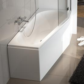 Riho Delta compact bath, left version without Whirl system