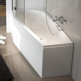Riho Delta compact bath, right version without Whirl system