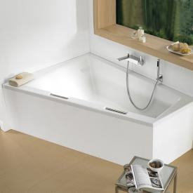 Riho Doppio corner bath without Whirl system