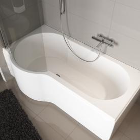 Riho Dorado bath right with left shower zone