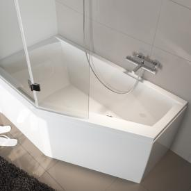 Riho Geta compact bath, left version without whirl system