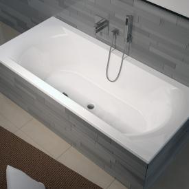 Riho Lima rectangular bath without Whirl system