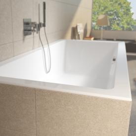 Riho Lugo rectangular bath white